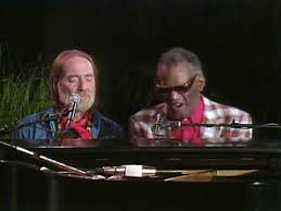 Willie Nelson and Ray Charles : Seven Spanish Angels Video