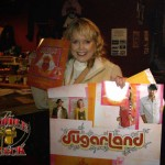 Sugarland Love On The Inside Night At The Saddle Rack