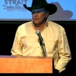 George Strait  : The Cowboy Rides Away Press Conference