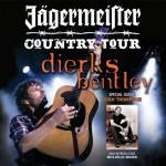 Dierks Bentley : Jagermeister Country Tour