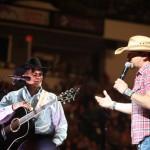 George Strait 2014 Tour Kickoff
