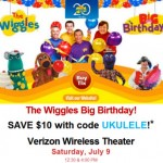 Win The Wiggles Tickets : Houston, TX July 9