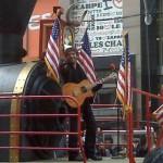 Billy Currington : 2009 Macy's Parade