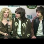 The Band Perry Interview : 2012 CMA Awards Preview
