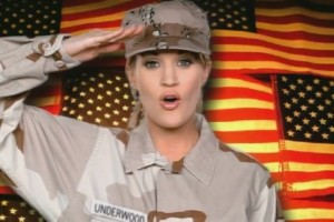 Carrie Underwood : All-American Girl Video