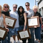 Little Big Town Raises $35,000 At 2008 Ride For A Cure