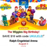 Win The Wiggles Tickets : Grand Forks, ND August 3