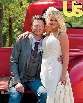 Blake Shelton Marries Miranda Lambert