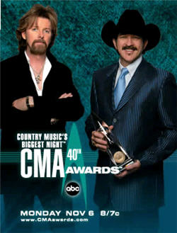 40th Annual CMA Awards