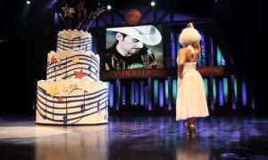 Brad Paisley Birthday Surprise