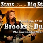 Brooks & Dunn at Houston Rodeo March 20, 2010