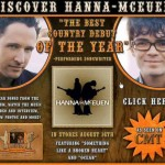 Discover Hanna-McEuen – In Stores Now