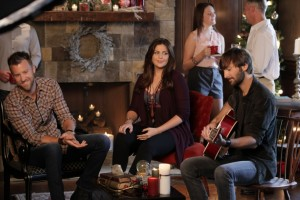 Lady Antebellum : A Holly Jolly Christmas Video