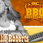 Julie Roberts GAC Summer BBQ On Country Music Across America