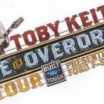 Toby Keith Tickets : Darien Lake Performing Arts Center : Darien Center, NY July 29, 2012