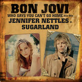 Jennifer Nettles and Bon Jovi