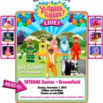 Win Yo Gabba Gabba! Live! Tickets Denver Nov 7