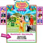 Win Yo Gabba Gabba! Live! Tickets : Salt Lake City Nov 9