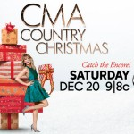 CMA Country Christmas 2014 Rebroadcast