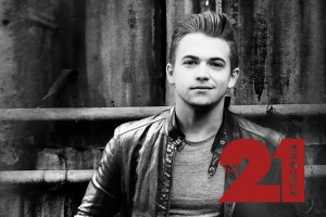 Hunter Hayes : The 21 Project