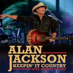 Alan Jackson : Keepin It Country – Live At Red Rocks