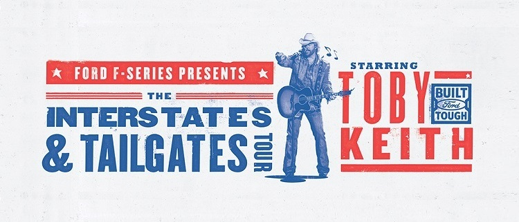 toby keith interstates tailgates tour acountry. Black Bedroom Furniture Sets. Home Design Ideas