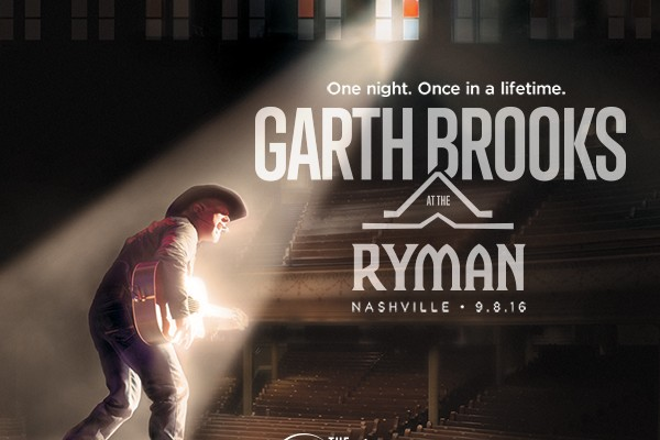 Garth Brooks At The Ryman