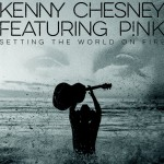 Kenny Chesney Pink