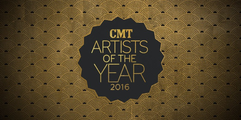 2016 CMT Artists of the Year