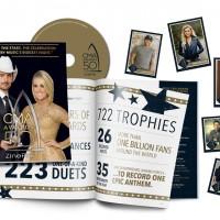Win CMA Awards Deluxe CD ZinePak