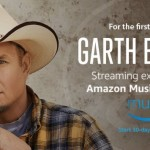 Garth Brooks Streams Deal With Amazon