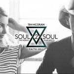 Tim McGraw and Faith Hill : Soul2Soul 2017