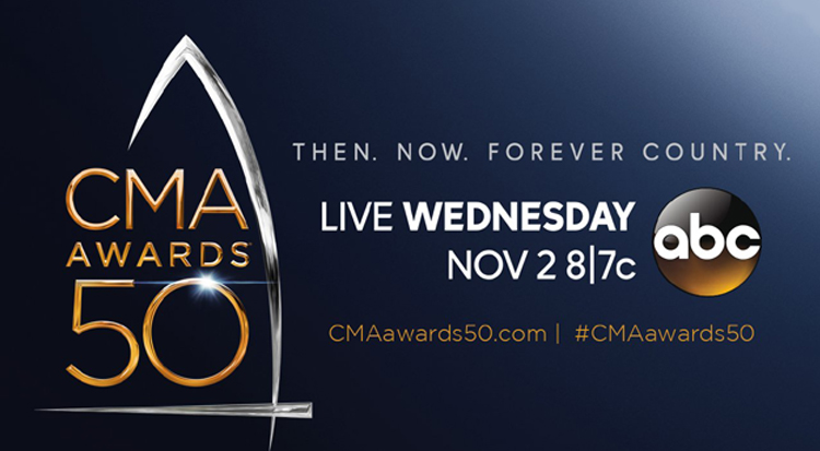 2016 CMA Awards Winners