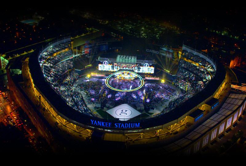 Garth Brooks Yankee Stadium