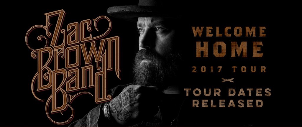Image result for zac brown band 2017