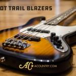 Hot Trail Blazers Spotify Playlist