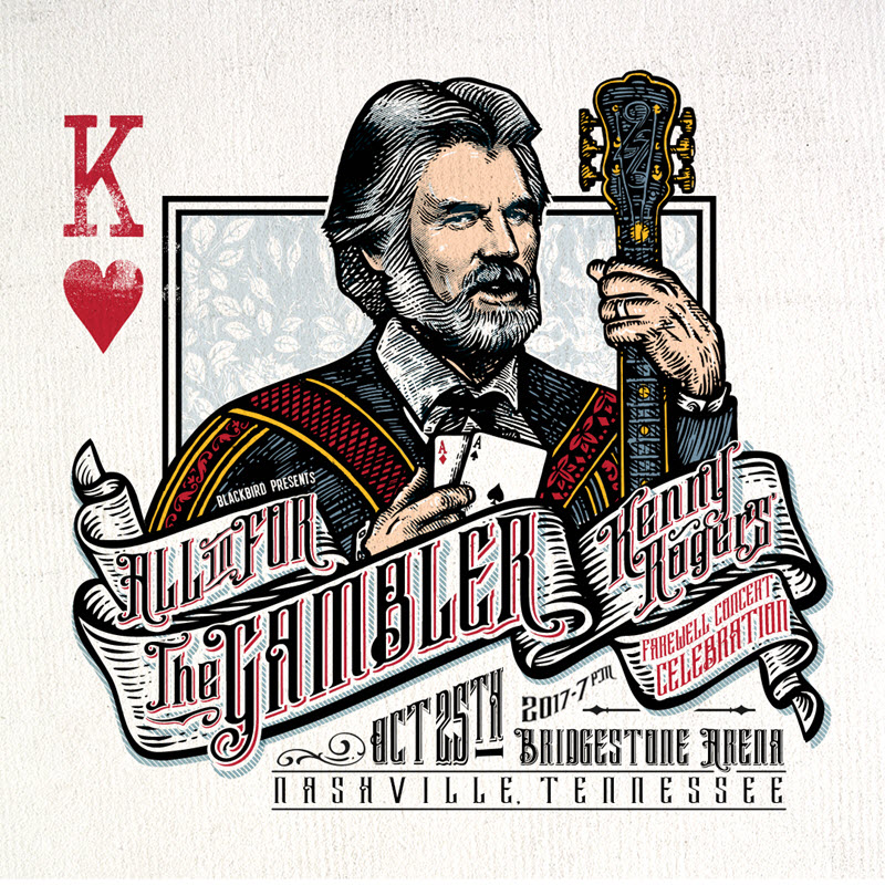 Kenny Rogers Farewell Concert