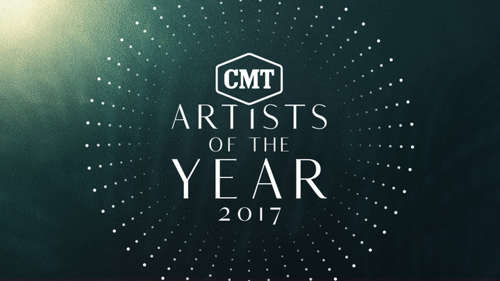 cmt artists of the year 2017