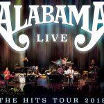 Alabama The Hits Tour 2018
