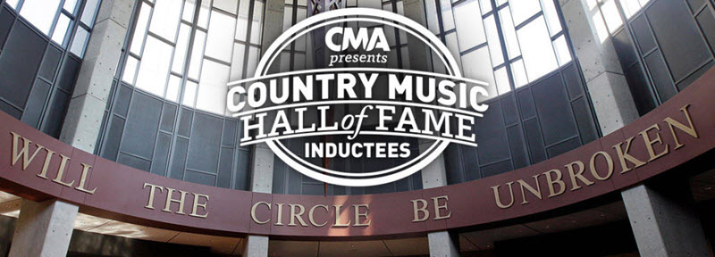 country music hall of fame inductees