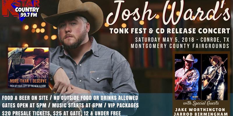 Josh Ward : Tonk Fest
