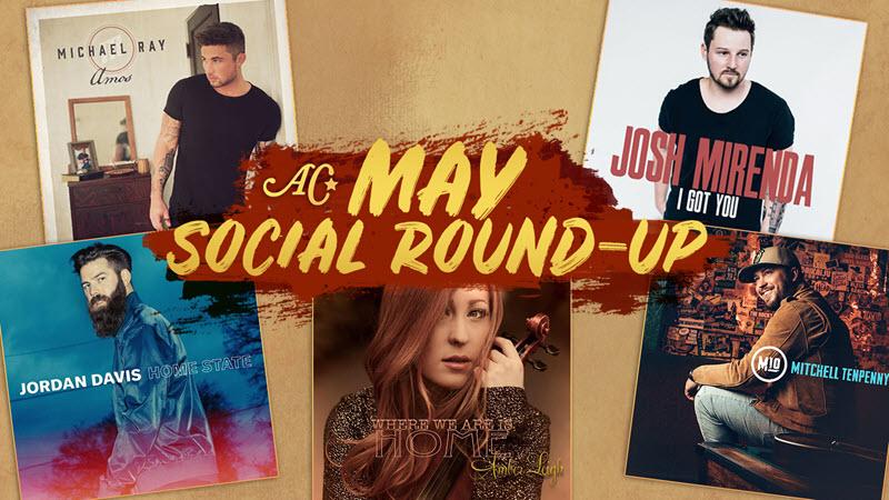 May SocialRoundup