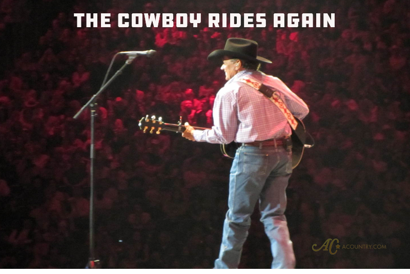 George Strait Houston Rodeo 2019 | ACountry