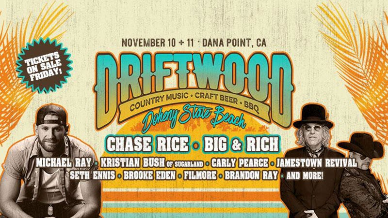 driftwood country music 2018