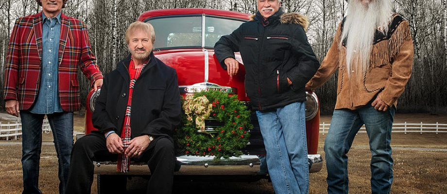 The Oak Ridge Boys Christmas Tour