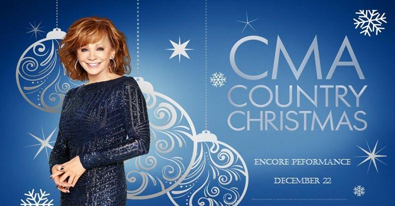 CMA Christmas rebroadcast