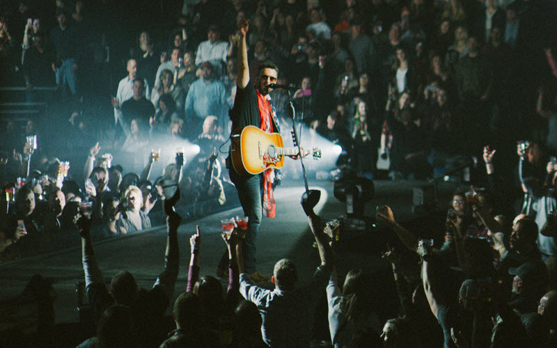 eric church 2019 tour