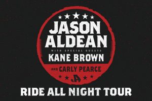 Jason Aldean : Ride All Night Tour