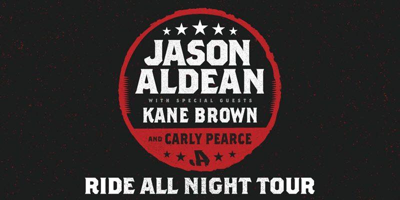 Jason Aldean : Ride All Night Tour
