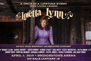Loretta Lynn All-Star Birthday Concert